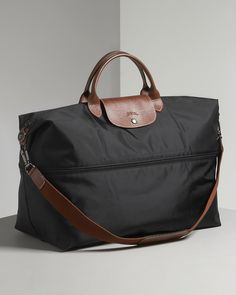 Longchamp Le Pliage Expandable Travel Duffel Tote | Bloomingdale's