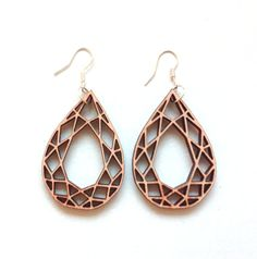 Pilke design  Diamond earrings   Many color