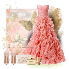 """Fairytales & Butterflies"" by casuality on Polyvore"