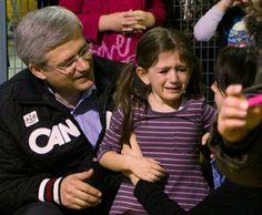 The politics of politicians kissing babies