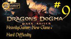 Dragon's Dogma Dark Arisen NG+ Hard Difficulty (PC) Part 9: Arousing Sus...