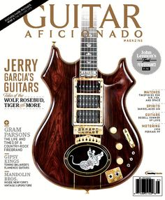 Article:  How Jerry revolutionized the custom guitar industry