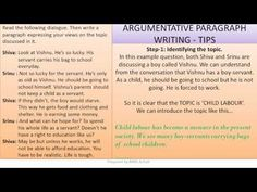 This article teaches you how to write an argument essay. Some feel difficulty understanding grammar structures while some feel it rather easy. But everyone struggles when it comes to writing an argument essay because it involves some logical and rational thinking. Unless the writer has proper training and some experience in writing, it becomes a tough task to come up with a very nice argument essay.