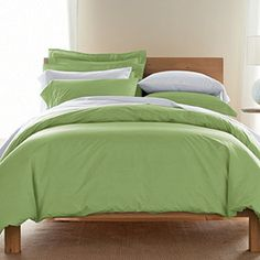 Company Cotton™ Solid Duvet Cover | The Company Store.  23 COLORS AVAILABLE