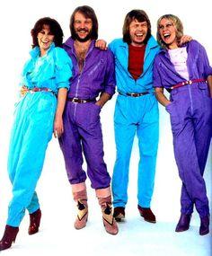 ABBA - having fun