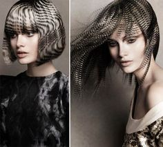 Extravagant Hairstyles and Hair Colors for Women  #hairstyles #haircolors