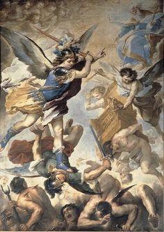 Archangel Michael! Happy Feast day!