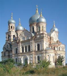 Old Church in the Nikolskoe Village - Yenotayevka, Astrakhan