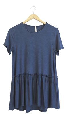 This is a kind of cute shirt. I might wear this when I want to be comfy around the house or at school.
