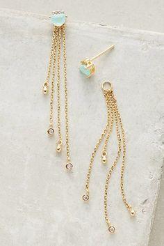 40 Hottest Examples of Structured Statement Earrings - AAB Schmuck und Ornamente Applikationen - Women Cute Jewelry, Jewelry Crafts, Jewelry Accessories, Women Jewelry, Fashion Jewelry, Jewelry Design, Unique Jewelry, Jewlery, Jewellery Rings