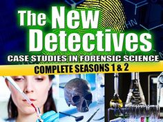 As seen on The Discovery Channel, THE NEW DETECTIVES takes you into the world of high-tech detection and crime solution, following the trail of clues along with renowned forensic experts and criminal investigators. These modern Sherlocks employ a variety of extraordinary techniques, using anthropology, physiology, chemistry, entomology, psychology and computer technology to solve today's crimes.