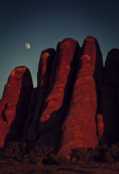 Fiery Furnace | Arches National Park | Utah | Photo By Camilla Karlsen