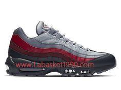 Nike Air Max 95 Ultra Essential Chaussures Officiel Basket Pas Cher Pour Homme Bleu Gris 857910_403 1812100766 Chaussures de Boutique Officielle.