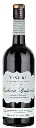 A special edition of red dessert wine fortified with brandy produced from Red Muscat, produced to celebrate 66 successful harvests of Jonathan Tishbi.   http://www.ecomarket.com/products/52503059/barbera-zinfandel-2006-port-style/