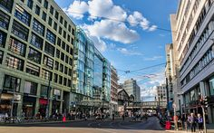 Berlin, paradis du shopping…