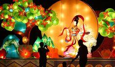fiesta medio otoño china - Buscar con Google