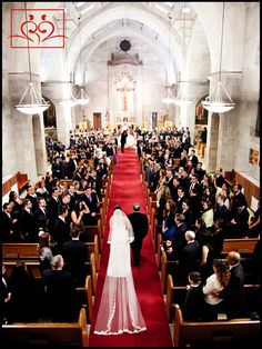 St Jude Catholic Church Wedding Photography