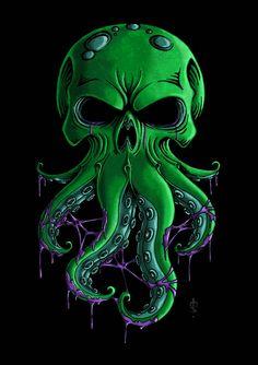 Squid Face Tentacle Man by Raw-ink Graffiti Drawing, Graffiti Art, Armadura Do Batman, Art Sketches, Art Drawings, Graffiti Characters, Skull Artwork, Skull Wallpaper, Airbrush Art