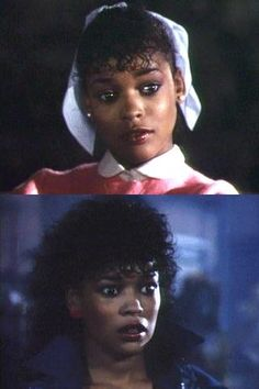 Thriller's Ola Ray, nuff said.