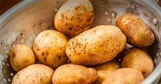 Jak super – rychle oloupat brambory bez škrabky + Videonávod
