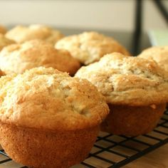 Recipe Apple, Pear and Cinnamon muffins (vegan, egg-free, dairy-free) by Wholefood Mumma - Recipe of category Baking - sweet