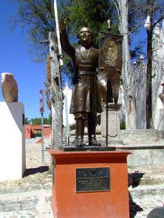 Monumento a Hidalgo. Atotonilco. Santuario. Templo Parroquial de Jesús Nazareno. Diocesis de Celaya. www.diocesisdecelaya.org.mx