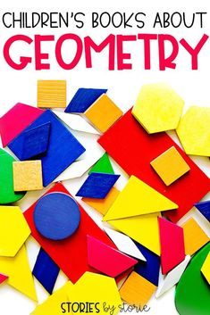 Geometry is all around us in our everyday lives. Whether you are teaching children to identify 2-D and 3-D shapes, explore area and perimeter, or to identify symmetry, picture books can help! Here are some great childrens books about geometry.