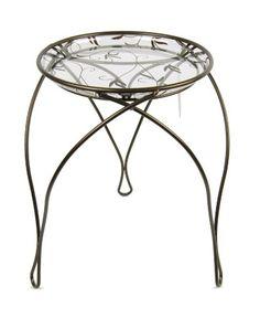 Plastec PS302DB Elegance Plant Stand, Dark Bronze, 17-Inch Plastec http://www.amazon.com/dp/B002HJ82DE/ref=cm_sw_r_pi_dp_83PStb0CFE9RV343