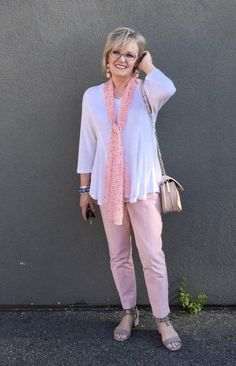 Dressing for Visibility Over 50 #women'sfashionover50