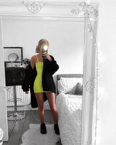 18 new ideas for party outfit neon fashion Boujee Outfits, Rave Outfits, College Outfits, Classy Outfits, Outfits For Teens, Casual Outfits, Fashion Outfits, Cute Outfits For Parties, Baddie Outfits Party
