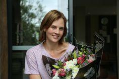 Die aktrise Desiré Gardner, wat die rol van Daleen vertolk, het haar laaste Binnelanders-toneel op 9 Desember verfilm.