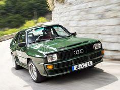 Audi Quattro Coupè