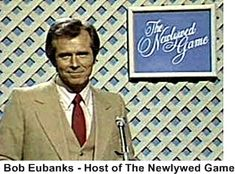 60s tv game shows - the newlywed game. Loved watching this after dinner with mom & dad.