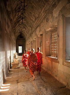 angkor wat  cambodia by Ariadne Van Zandberg The Travel Image Library