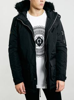Bellfield Black Oxide Jacket