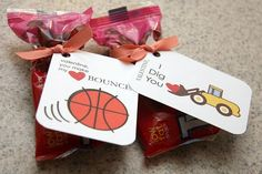 Boy valentines