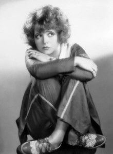 "Clara Bow doesn't look like a relic.  She doesn't look like she belongs in the '20s, or even in black and white.  She looks nothing like the other stars of the silent era, who either seemed frozen in puberty (Mary Pickford, Lillian Gish), outrageously ""exotic"" (Theda Bara, Pola Negri), or untouchably glamorous (Gloria Swanson). This [...]"
