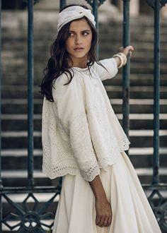 Laure de Sagazan Wedding Dress Collection   Laurent Nivalle   Bridal Musings Wedding Blog 10
