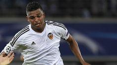 Sao Paulo recibe a Aderlan Santos cedido por el Valencia CF #Deportes #Fútbol