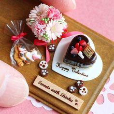 2017, Miniature Happy Valentine ♡ ♡ By shinku