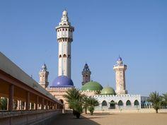 Grand Mosque of Touba, Senegal - Travel Photos by Galen R Frysinger, Sheboygan, Wisconsin