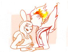 Fionna and Flame Prince_1by ~xsweet-rainex