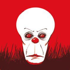 DAY 15: I hate clowns. Everybody does. Ok, this was a rather shitty movie, but the clown was pretty damn scary. Pennywise played by Tim Curry (It, 1990).