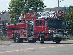 Stevens Point Fire Department - Fire Truck