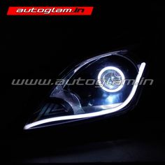 Maruti Suzuki Baleno Projector Headlight is an incomparable product to any other headlights. Custom Headlights, Projector Headlights, Aftermarket Headlights, Hidden Projector, Devil Eye, Audi, Crystal, Pure Products, Cool Stuff