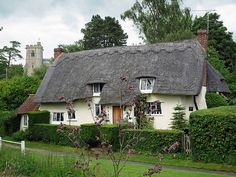 Country cottage Arkesden Essex by jhnwkfrd, via Flickr