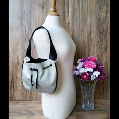 Auth Gucci in black or bone white Auth. See other listings in my closet for more info. Sold in black or bone white and black. Gucci Bags Shoulder Bags