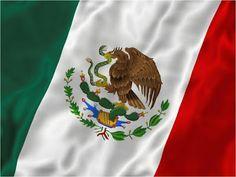 Fotos de la Bandera de México (24 de Febrero) Símbolo de Nuestra Patria - Mexico… Viva Mexico, Mexico City, Oaxaca Mexico, Mexican Heritage, Mexican Style, Mexican Art, Mexico Wallpaper, Hd Wallpaper, Mexican Flags