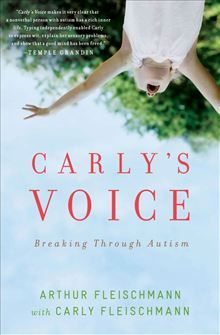 At the age of two, Carly Fleischmann was diagnosed with severe autism and an oral motor condition that prevented her from speaking. Doctors predicted that she would never intellectually develop beyond the abilities of a small child. Although she made some progress after years of intensive behavioral and communication therapy, Carly remained largely unreachable. Then, at the age of ten, she had a breakthrough... Carly's Voice - Breaking Through Autism by Arthur Fleischmann. #kobo #ebooks