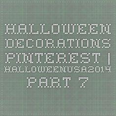 Halloween Decorations Pinterest | Halloweenusa2014 - Part 7